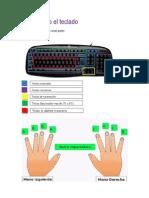 Conociendo el teclado