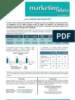 Uso y actitudes hacia Internet 2011 (Primera medición nacional)