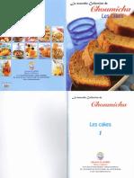 Choumicha - Les Cakes