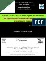 Apresentação AZUL DE METILENO