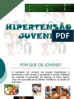 APRESENTAÇÃO-Hipertensão Juvenil