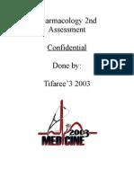 Pharmacology2ndassessment