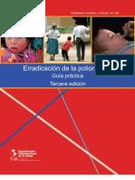 Erradicación de la Poliomielitis. Guía práctica