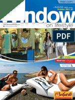 Shop Window on Lifestyle Phuket October 2011