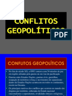 Conflitos geopolitico
