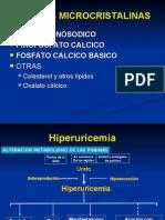 26-09 Artritis microcristalinas
