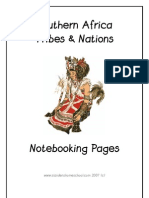 Southern African Tribes & Nations, Donnette E Davis