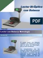 Presentacion Lector Con Balanza de DIBAL