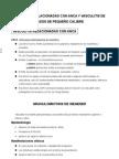 Vasculitis Anca y de Vasos PequeÑo Calibre-eva