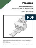 Kv-s1045c Instalação