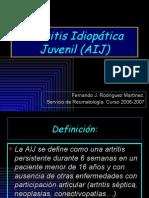 5-12 Artritis idiopatica juvenil