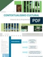Contextualismo Cultural Historia Vi Expo Sic Ion 2