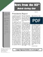 DCC Fall Newsletter 092711 - Final