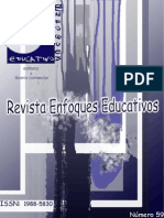 Tecnicas de Estudio Revista Enfoques Educativos