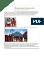 PLASTICA La Pintura Primitivista Guatemalteca Marzo 2011