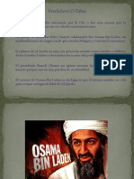 Disertación Osama