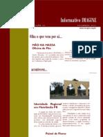 Informativo 05 IMAGINE - 2011