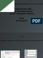 Expo Web Formularios