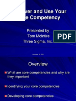 Core Competency Presentation