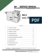 Sharp Sd2060 Copier Service Manual