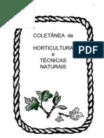 Coletanea de Horticultura e técnicas Naturais