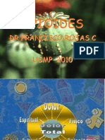 Opioides Usmp Dr. Rojas