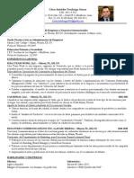 Cesar Sotolongo - Curriculum v.10.05