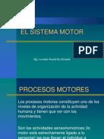 El Sistema Motor