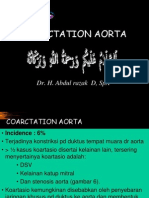 10. Coarctation Aorta
