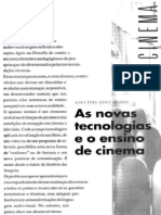 Maria Dora Mourão - As Novas Tecnologias e o Ensino Do Cinem