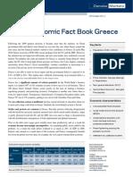 Economic Factbook Greece 041011 Danske Bank Research