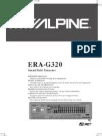 Erag320 Manual