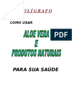 Apostila Sobre Aloe Vera