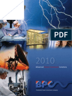 BPC Product Brochure 2010
