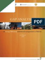 Gap Analysis Pakistan