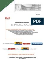 Barometre Economie BVA2008 Phone House