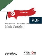 Elections Constituante Mode Emploi 1.2