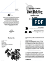 An Introduction to Per Ma Culture - Sheet Mulching