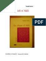 Nabil farès Chant d Akli en tamazight