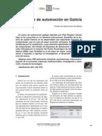 El sector de automoción en Galicia
