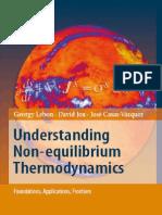 Lebon G Et Al - Understanding Non-Equilibrium Thermodynamics