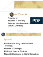 McKneeley Internal Controls