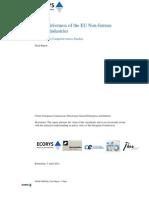 Ecorys Report Strategy
