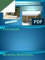 Presentación  escolar 2009