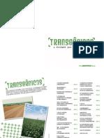 Cartilha de Produtos Transgênicos - Green Peace
