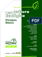 Cartilha Agricultura Ecologica