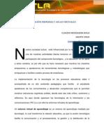 EDUCACIÓN PRIMARIA Y AULAS VIRTUALES