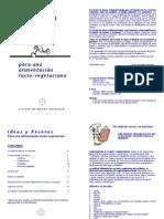 Ideas y Recetas Para Una Alimentaci+¦n Lacto-Vegetariana