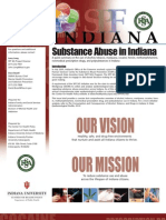 2010 Substance Abuse in Indiana