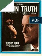 Human Mind - Kuhn - Plain Truth 1972 - Parts 1-5 Complete